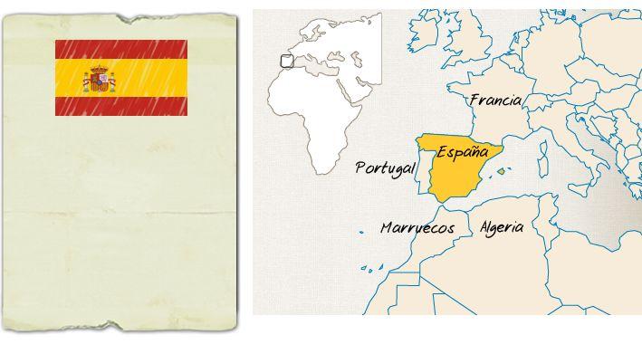 palabras tipicas de Espana