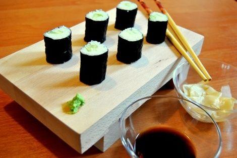 Kappa Maki Sushi to kolejny podstawowy japoński przepis sushi. Podobnie jak Maki Sushi, bardzo prosty w przygotowaniu