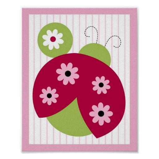 17 Best images about scrapbook ladybug on Pinterest | Nursery wall ...