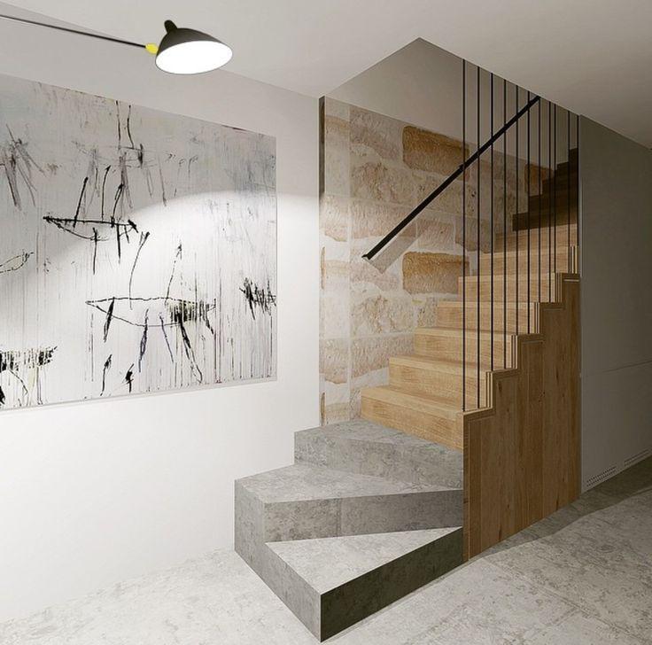 54 best Apparence maison images on Pinterest External cladding - isolation mur parpaing interieur