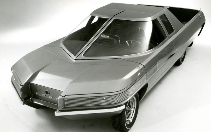 1967 Ford Ranger Concept - all I can say is DAMN! Is it just me or are the concept cars of the 60's and 70's far superior to the crap we see now days?