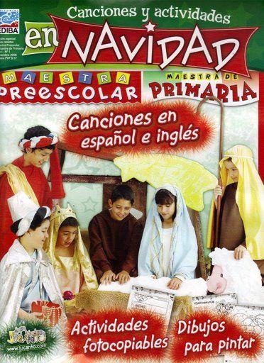 Menta Más Chocolate - RECURSOS y ACTIVIDADES PARA EDUCACIÓN INFANTIL: Revista Maestra infantil y Primaria (Especial navi...