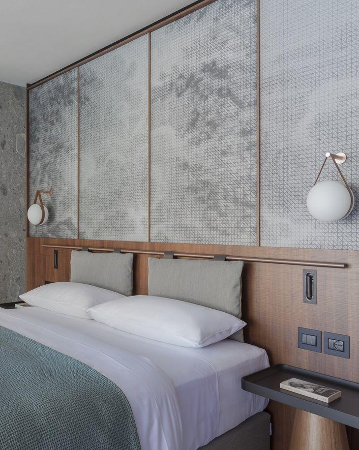 Il Sereno - C0ntemporary bedroom by Patricia Urquiola