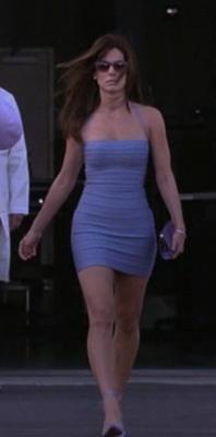 Grace (Sandra Bullock) - Miss Congeniality