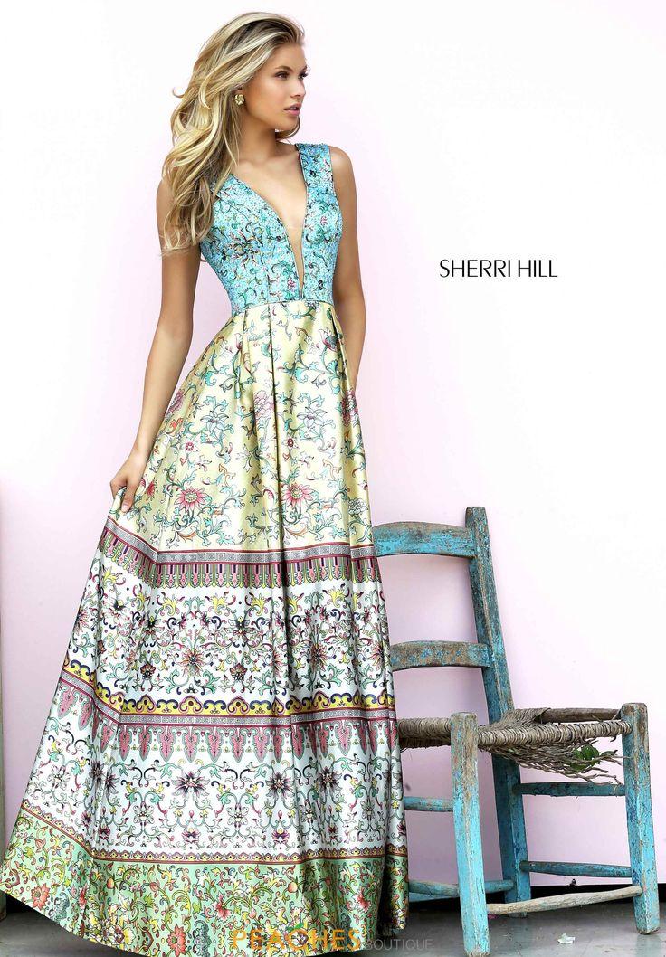 125 besten 2017 Sherri Hill Dresses Bilder auf Pinterest | formelle ...