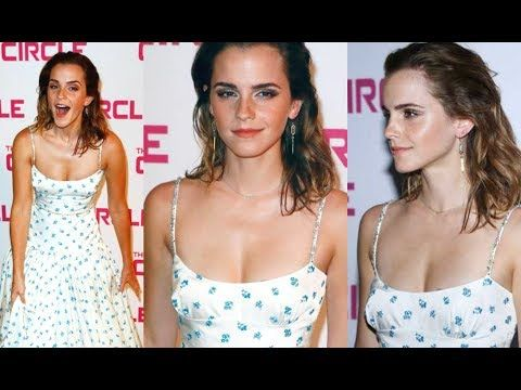 Emma Watson Stuns In Floral Dress At The Circle Premiere In Paris She soared to success in the wildly popular Harry Potter movie franchise back in 2001.   source   ...Read More