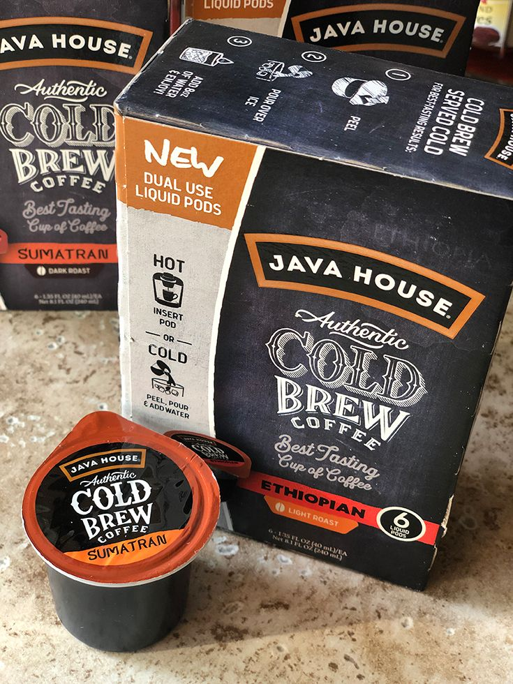 Hot Coffee vs Cold Brew (What's The Difference?) + Java
