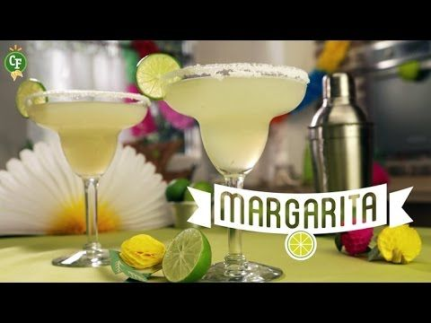 ¿Cómo preparar Margarita?- Cocina Fresca - YouTube