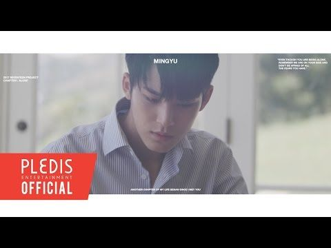 2017 SEVENTEEN Project Chapter1. Alone Trailer #MINGYU - YouTube