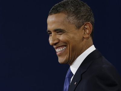Obama's Approval Rating Soars To Its Highest Point In Three Years    Read more: http://www.businessinsider.com/obama-approval-rating-gallup-debate-romney-2012-10#ixzz28MvBhe2f