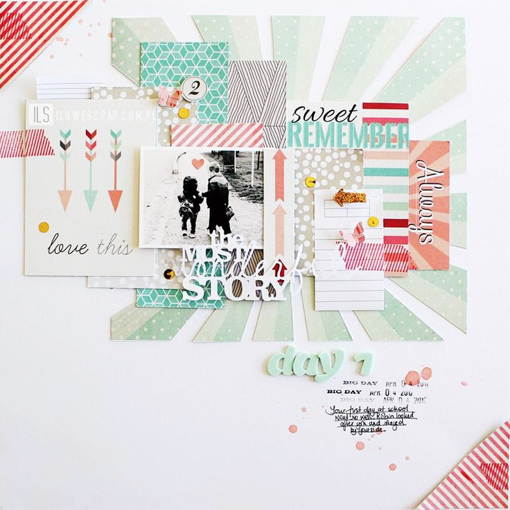 I {lowe} SCRAP :: 'Summer Dreamer' & 'Tis The Season' :: by Lilith: Scrapbook Ideas, Layout Ideas, Scrapbook Inspiration, Lilith Scrapbook, Pastel Colour, Beautiful Layout, Lilith Eeckel, Scrapbook Layout, Low Scrap
