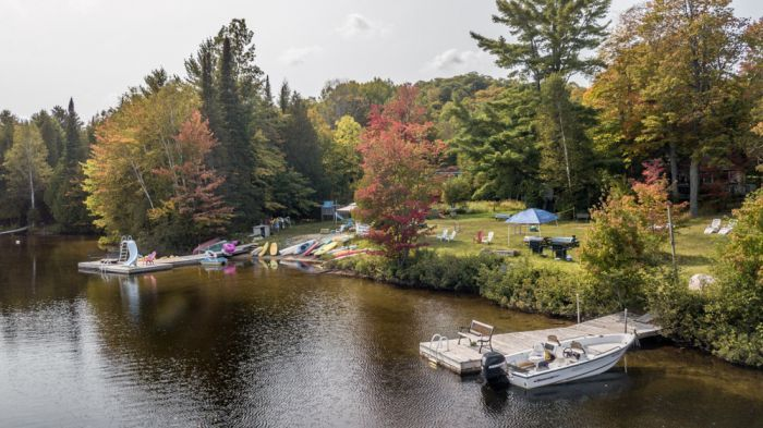 New Listing - Lake of Bays Family Compound