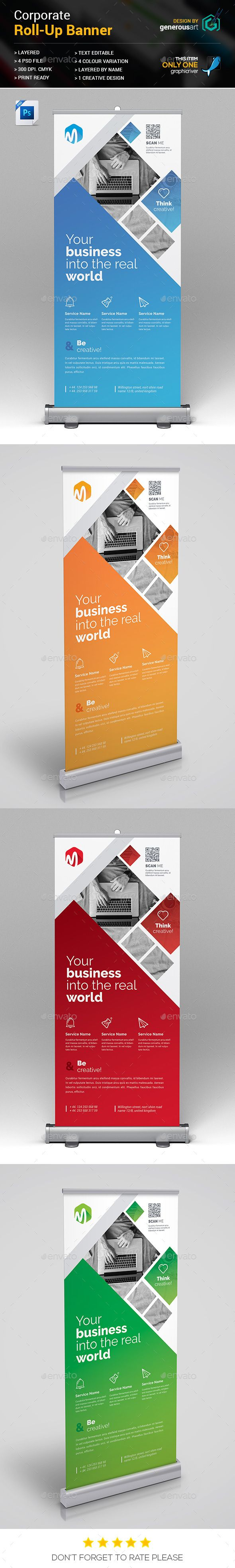 Banner Design Ideas 20 creative vertical banner design ideas Roll Up Banner