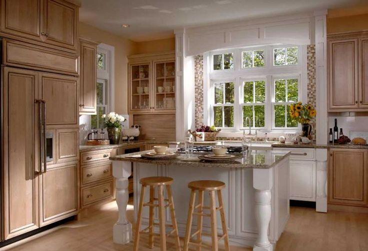 Natural, beautiful kitchen