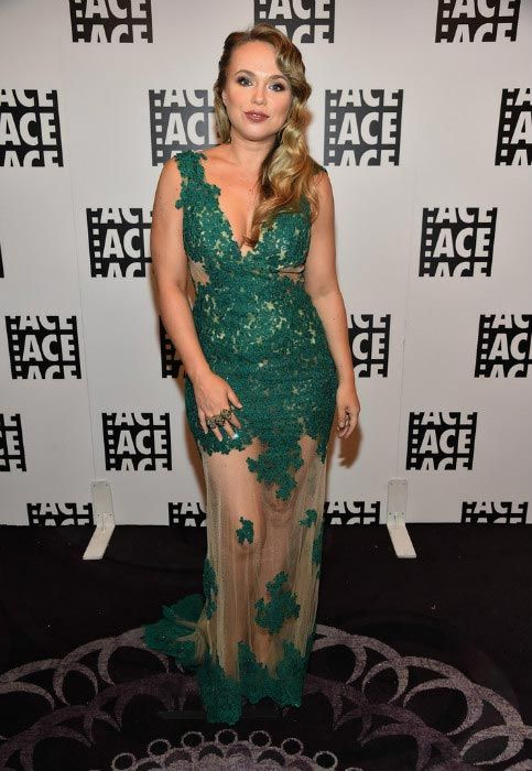 Amanda Fuller at the 65th Annual ACE Eddie Awards on January 30, 2015...