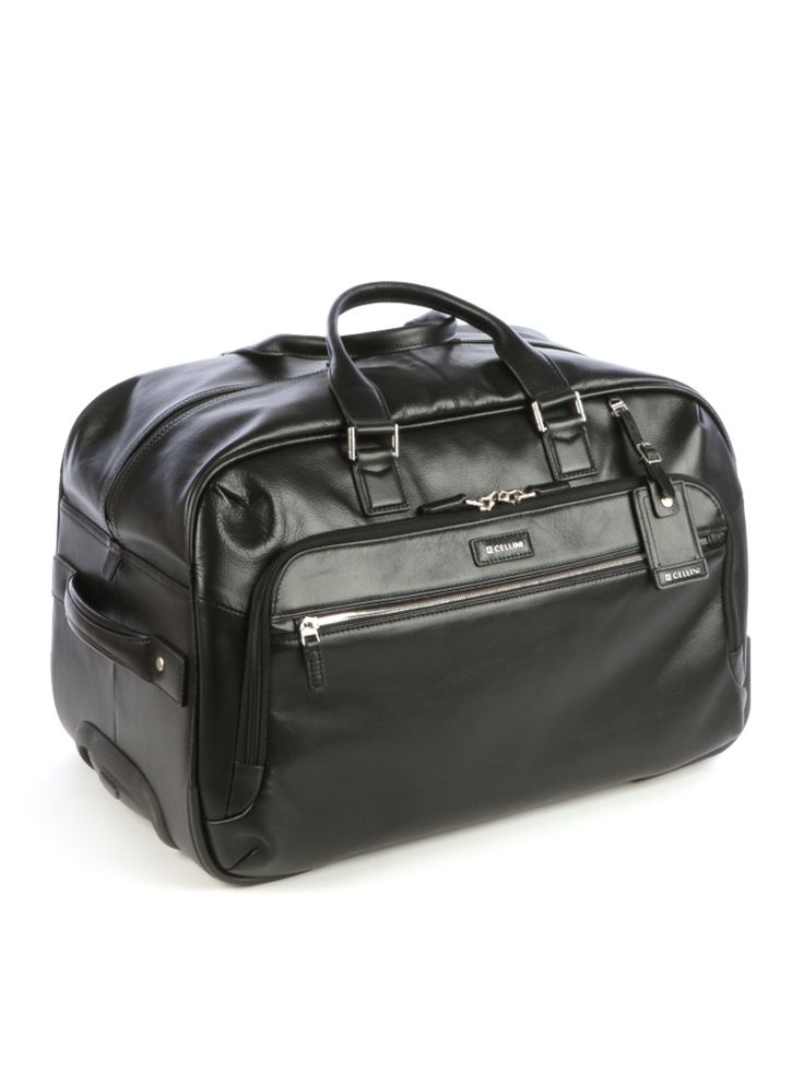 510mm Carry On Trolley Duffle - Luggage