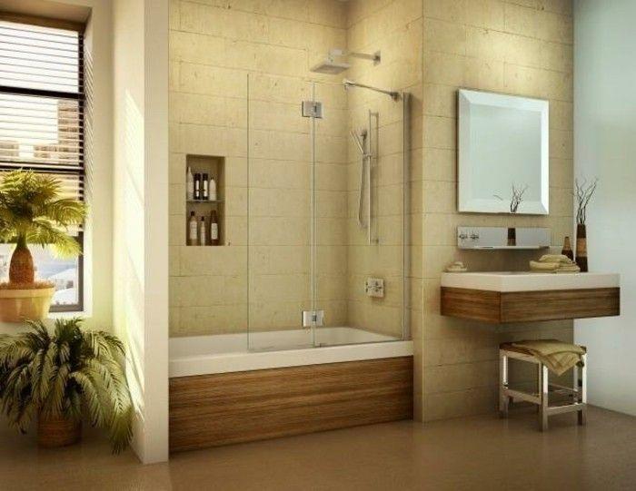 120 moderne Designs von Glaswand Dusche! Badewanne mit