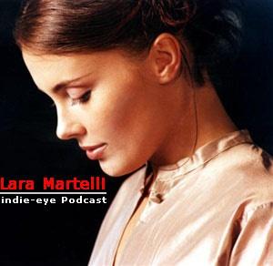 Indie-eye Podcast con Lara Martelli