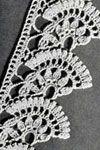 Free Vintage Crochet Edging pattern Nr 8657  ~~~  http://freevintagecrochet.com/edging-patterns/spool168/edging2-pattern