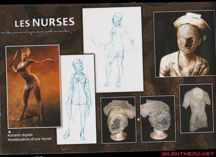 Silent Hill: Revelation 3D Concept Art - Silent Hill Memories