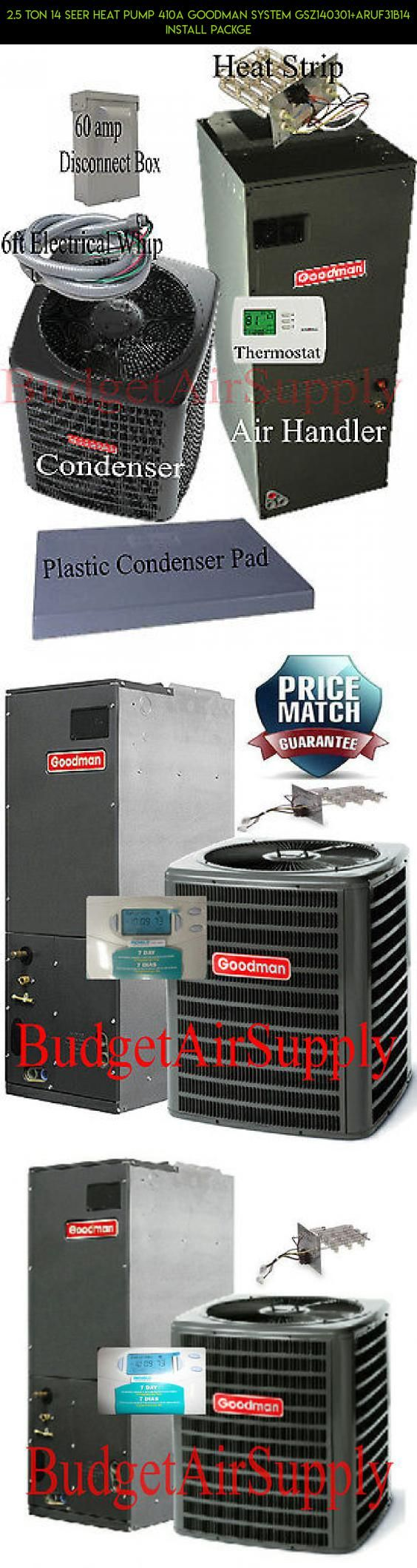 How To Install A Heat Pump The 25 Best Heat Pump Installation Ideas On Pinterest Heat Pump