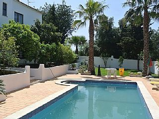 Villa+With+Private+Pool,+Barbecue,+Indoor+And+Outdoor+Space,+Very+Large+++Holiday Rental in Montechoro from @HomeAwayUK #holiday #rental #travel #homeaway
