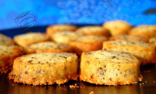 Biscuits au thé earl grey de Martha Stewart : Il était une fois la pâtisserie