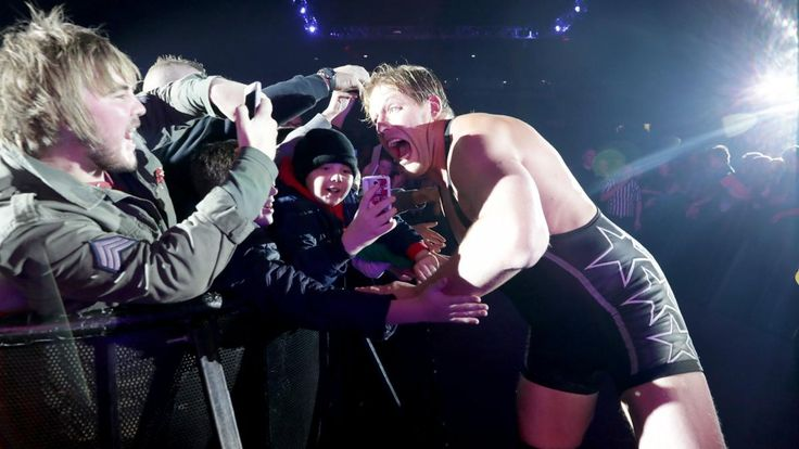 WWE Live Event in Newcastle, England, Nov. 2016: Fotos