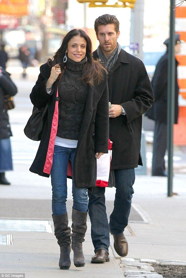 Bethenny Frankel's ex-husband has finally moved out of her $7m pad