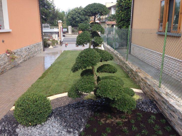 giardini idee pratiche manutenzione : con sassi a bassa manutenzione. Visita il sito per trovare nuove idee ...