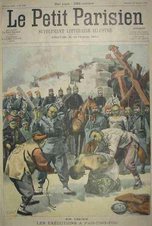 boxer rebellion defeated | Boxer Rebellion