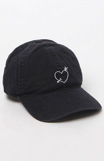 Heart And Arrow Baseball Cap