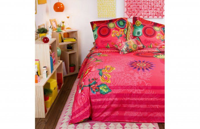 parure de lit lollipop desigual linge de lit. Black Bedroom Furniture Sets. Home Design Ideas