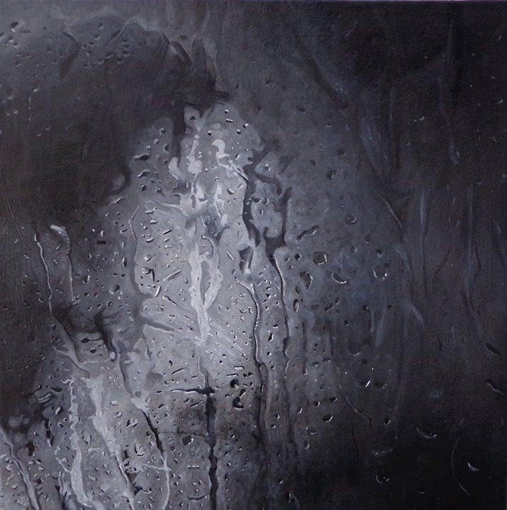 Oil on canvas 50x50cm