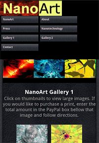 If you are an artist, gallery, art dealer, museum or a collector who wants to publish or sell his art, this article is for you. The Smartphones with their ease of use, high quality screens, and fast web browsers have improved the accessibility of the Mobile Internet. An optimized Mobile Website is one of the best Internet Marketing strategies at this time and is critical for a small business including an art related one.