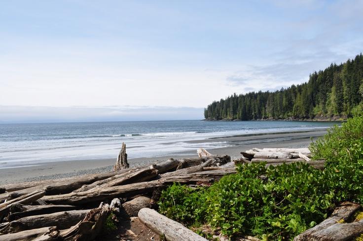 China Beach, Vancouver Island