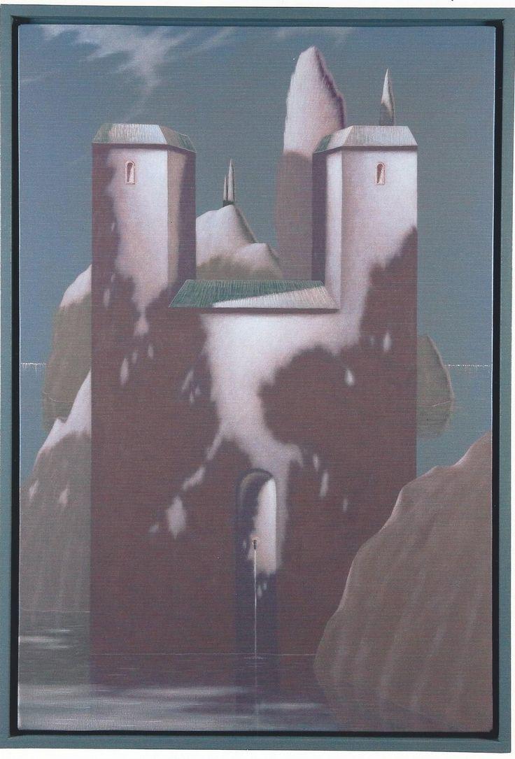 ENRICO LOMBARDI Olio su tela 2010 cm. 50x70  Autentica su foto Euro 2450 (trattabili)