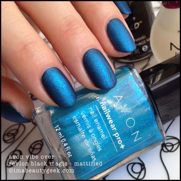 Revlon Black Magic: 1000+ Images About Avon Polish Swatches On Pinterest
