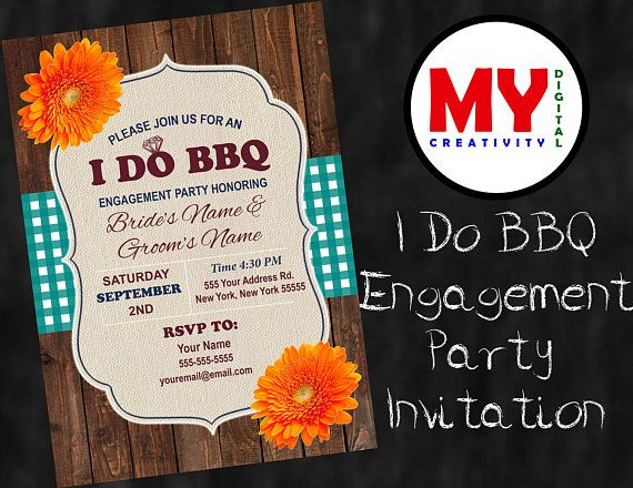 17 Best ideas about Engagement Party Invitations – Personalized Engagement Party Invitations
