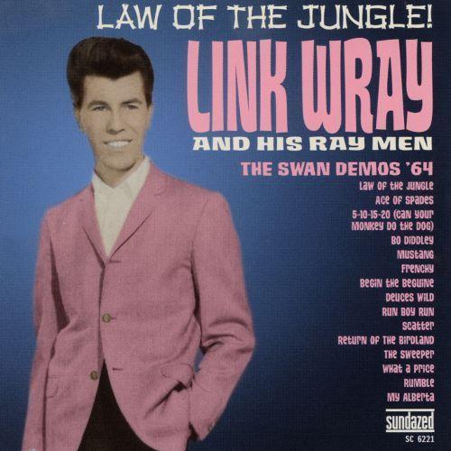 Law of the Jungle: The 64 Swan Demos [LP] - Vinyl
