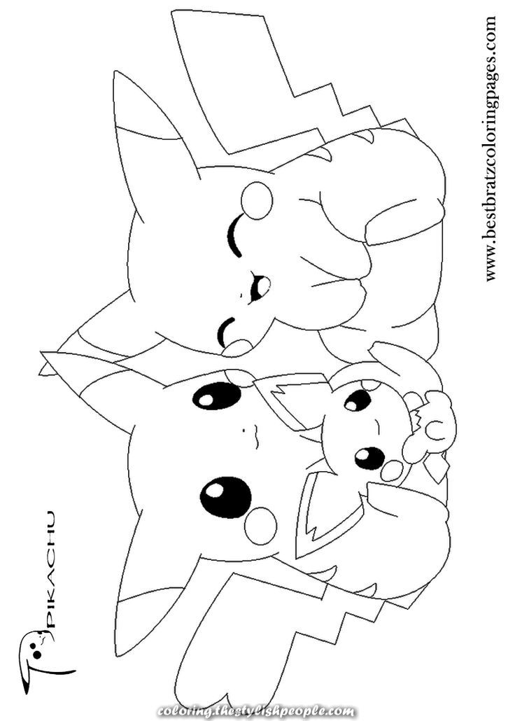Charismatic Free Printable Pikachu Coloring Pages For Youths Pikachu Coloring Page Pokemon Coloring Pokemon Coloring Pages