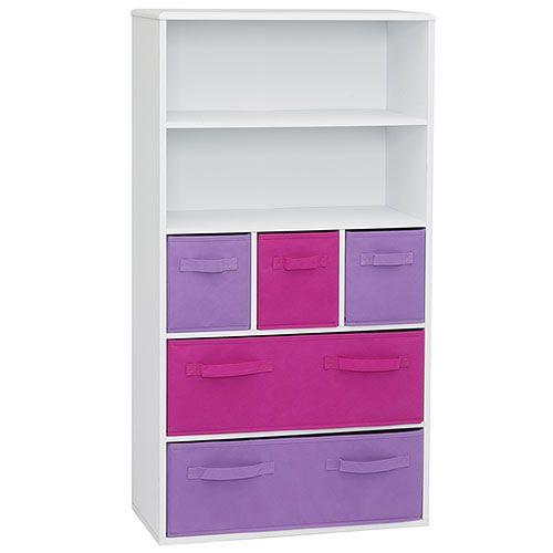17 Best Ideas About Girls Room Storage On Pinterest Kids