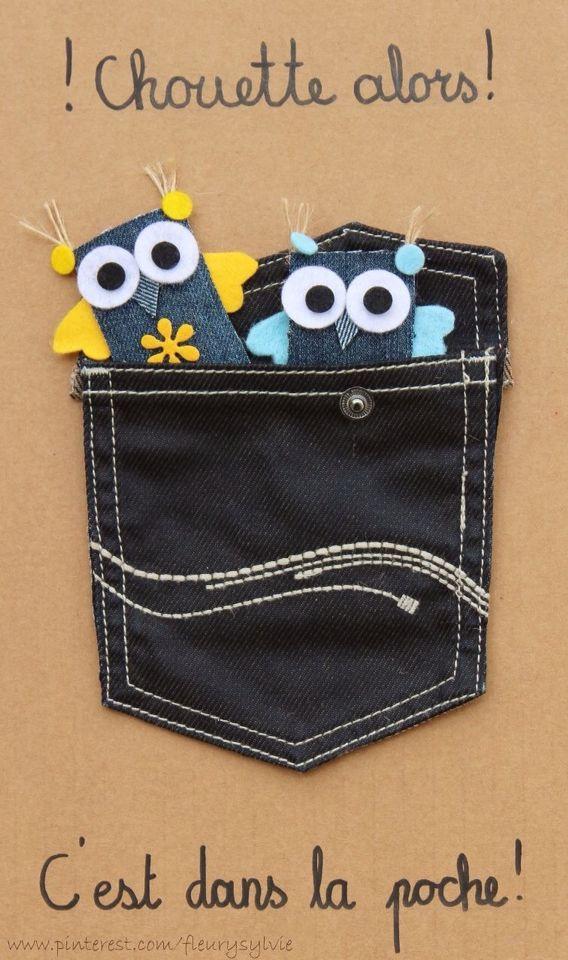 C'est dans la poche! #jeans #recycle http://pinterest.com/fleurysylvie/mes-creas-la-collec/ et www.toutpetitrien.ch
