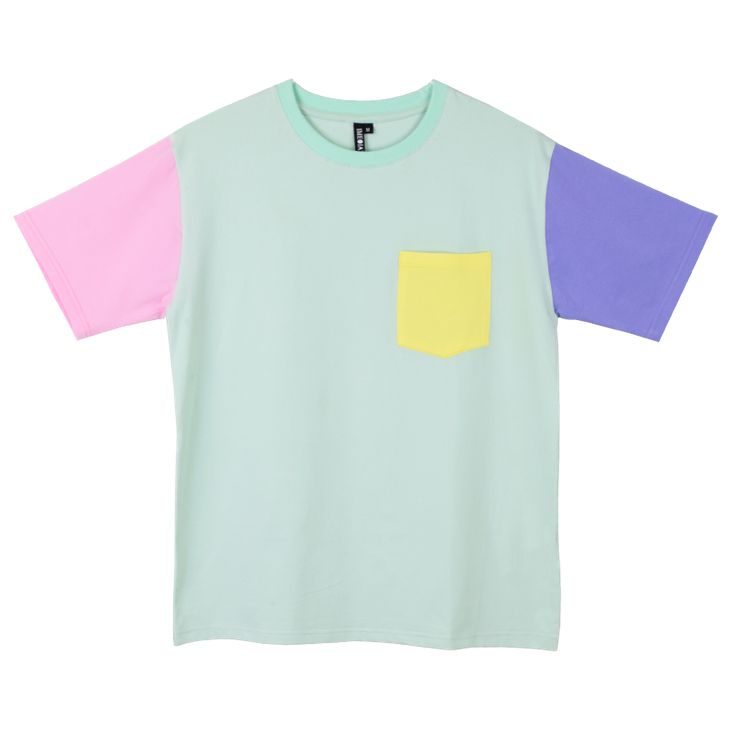 Tumblr aesthetic fashion kawaii clothing free for Pastel colored men s t shirts