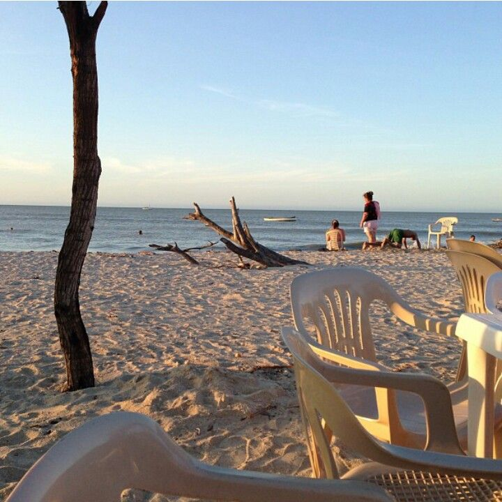 Mayapo's beach