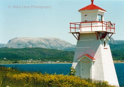Woody Point Lighthouse, Gros Morne