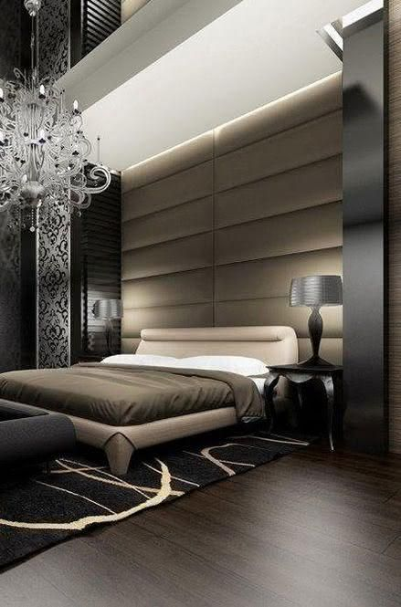 Home Decorating Idea Phot Contemporary Bed 6