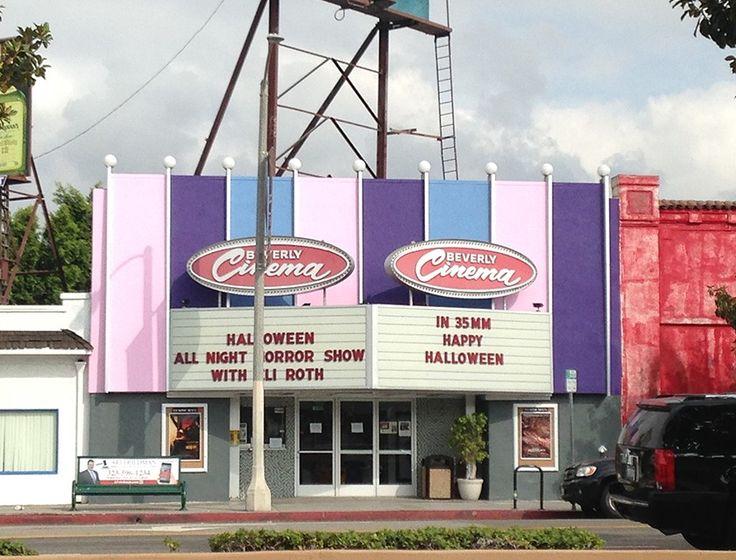 New Beverly Cinema 7165 Beverly Blvd Los Angeles, CA  90036 United States
