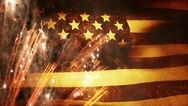The American flag with rockets and fireworks - Old Glory 0101 HD, 4K by alunablue https://www.pond5.com/stock-footage/74312033/american-flag-rockets-and-fireworks-old-glory-0101-hd-4k.html