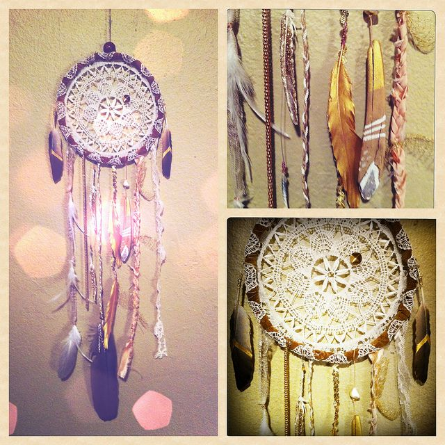 Dream catchers are a must.